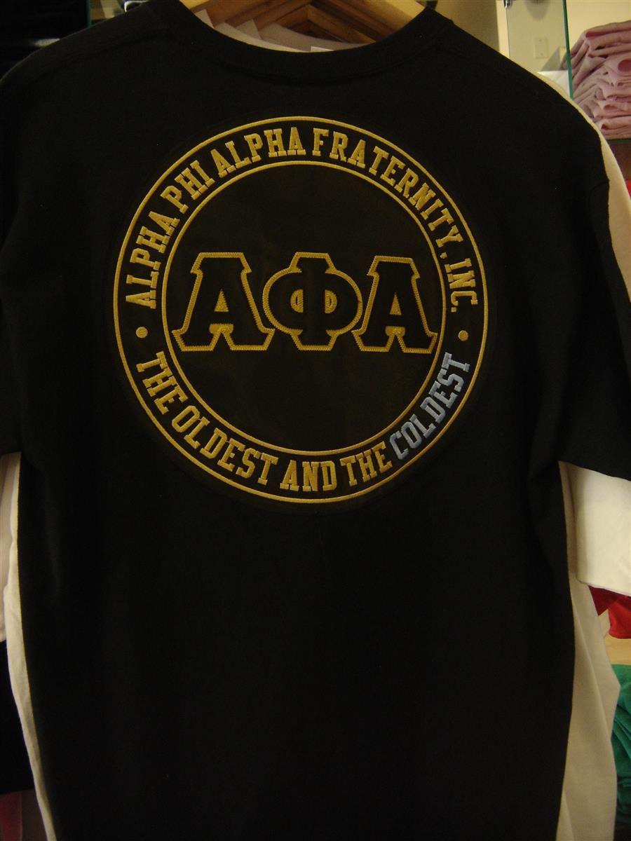 The oldest    | Alpha!!! | Alpha phi alpha, Alpha fraternity, Alpha