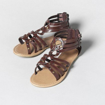 Treat your feet to chic See Ya Later Gladiator Sandals this summer