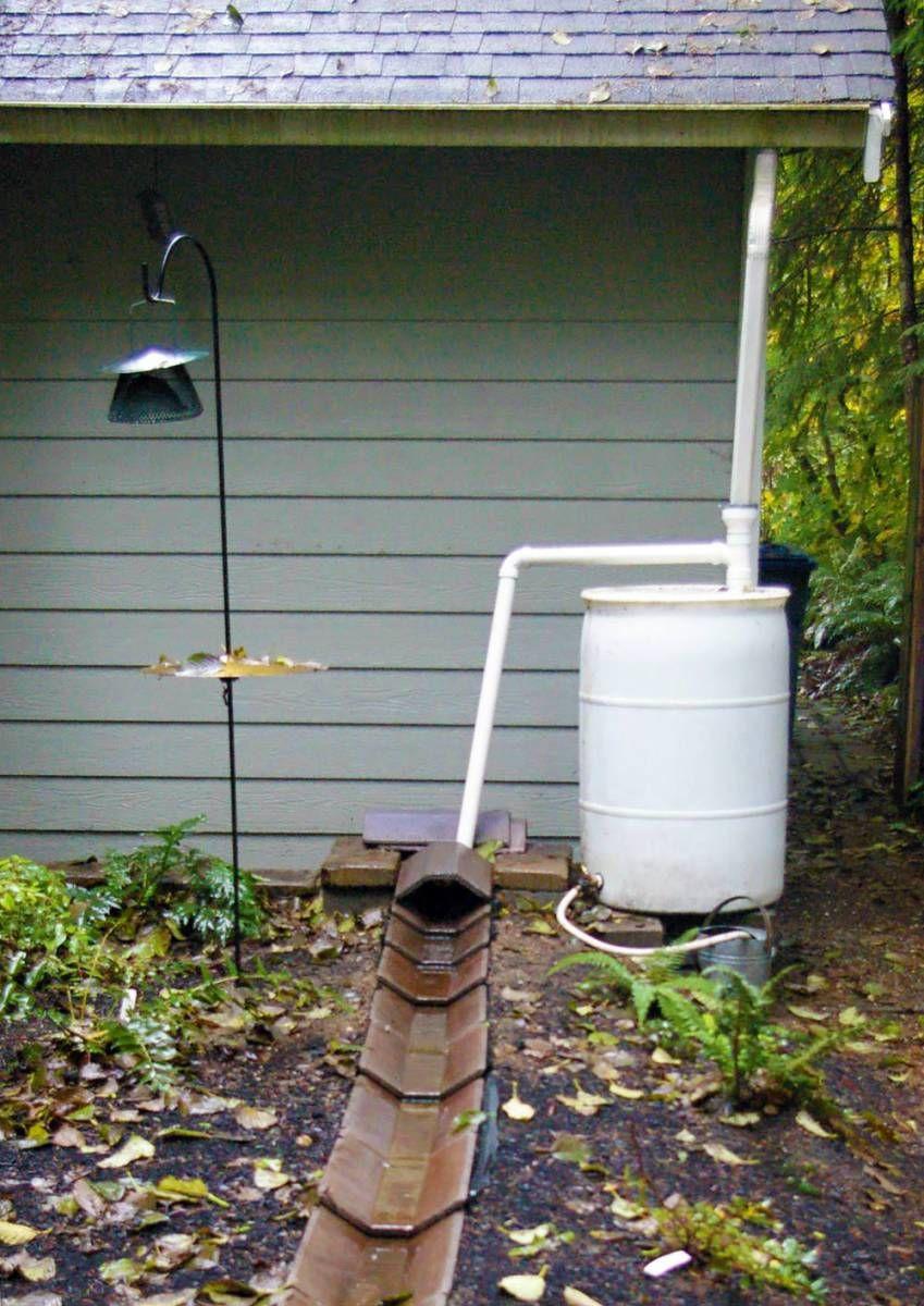 Lovely Image Result For Rain Barrel Garden