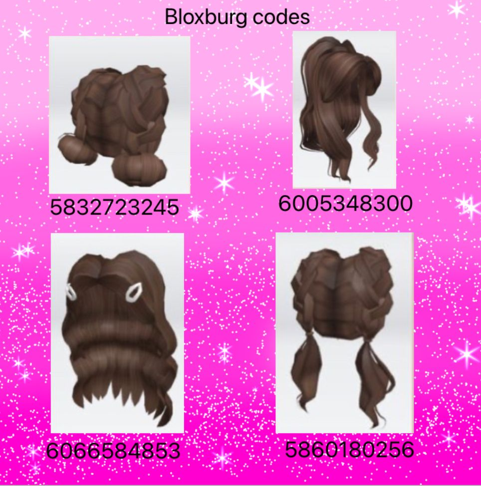 170 Roblox Hair Codes Ideas In 2021 Roblox Roblox Codes Roblox Pictures