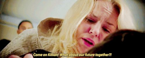 I DIED!!! Once Upon A Time Captain Swan