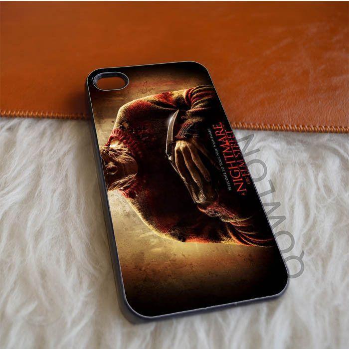 A Nightmare on Elm Street iPhone 4 4S Case Elm street, 4s cases