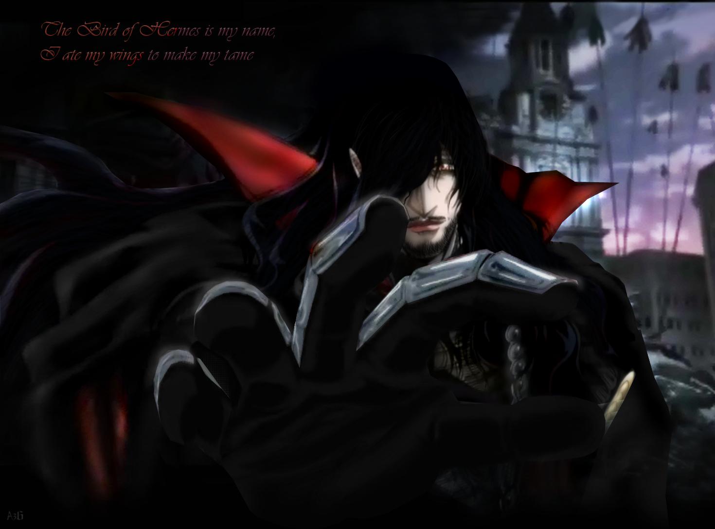 Hellsing Alucard Level 0 | ... de la peña otaku marteña ...