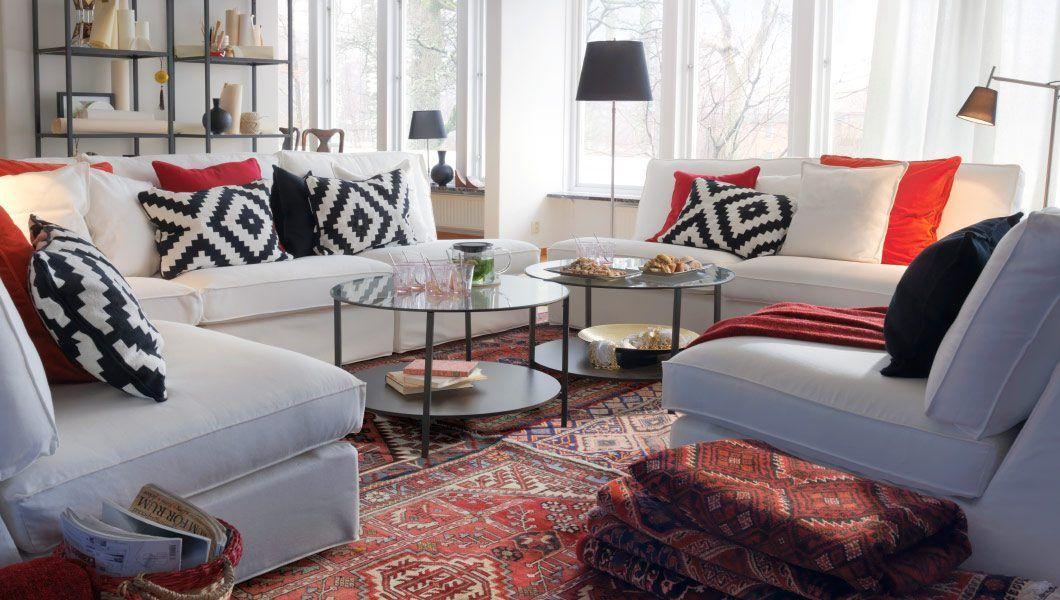 Decoración nórdica con muebles Ikea | Muebles ikea ...