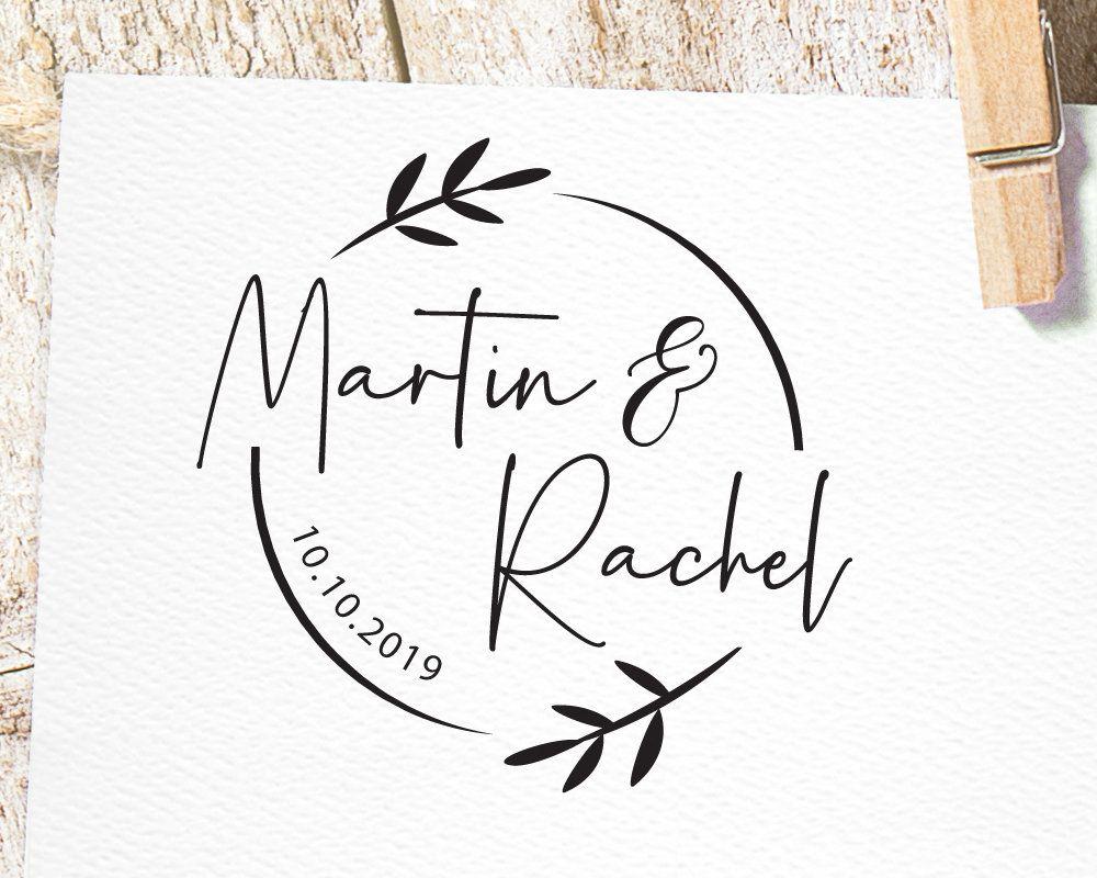 Custom wedding stamp wedding stamp personalized wedding