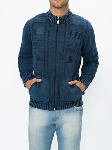 3d10837648911 jaqueta azul marinho estonada malha grossa estilo lacoste