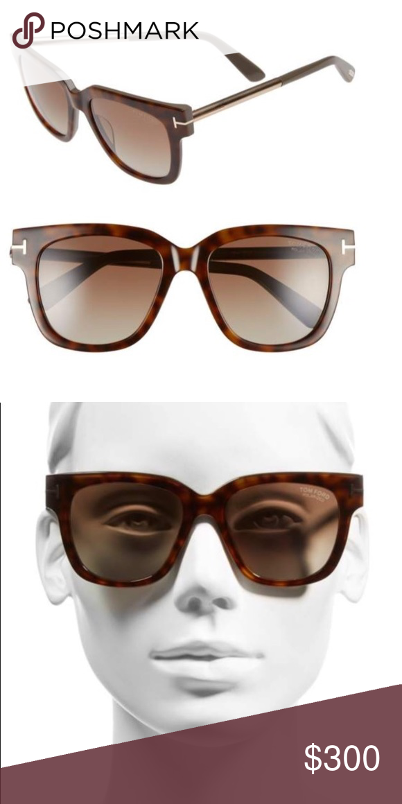 9dcee77e1da85 Tom Ford Tracy 54mm Polarized Retro sunglasses Hardly worn - just bought in  July  perfect condition