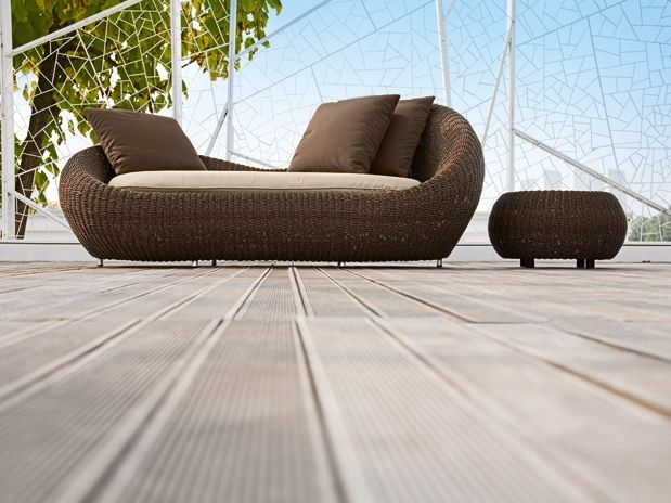 Garden Sofa / Garden Daybed TWIGA Avantgarden Collection By Atmosphera