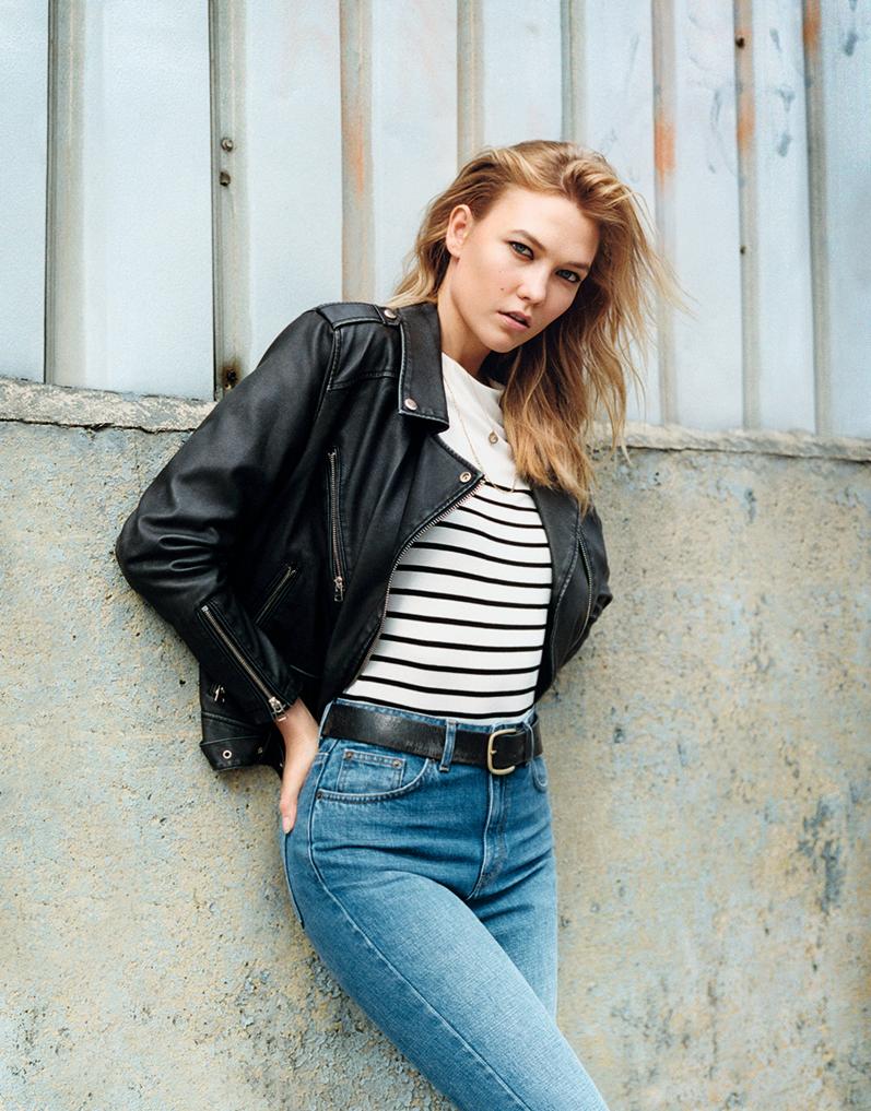 "Karlie Kloss Feels ""Quite Sentimental"" About Her New Topshop Campaign  - ELLE.com"