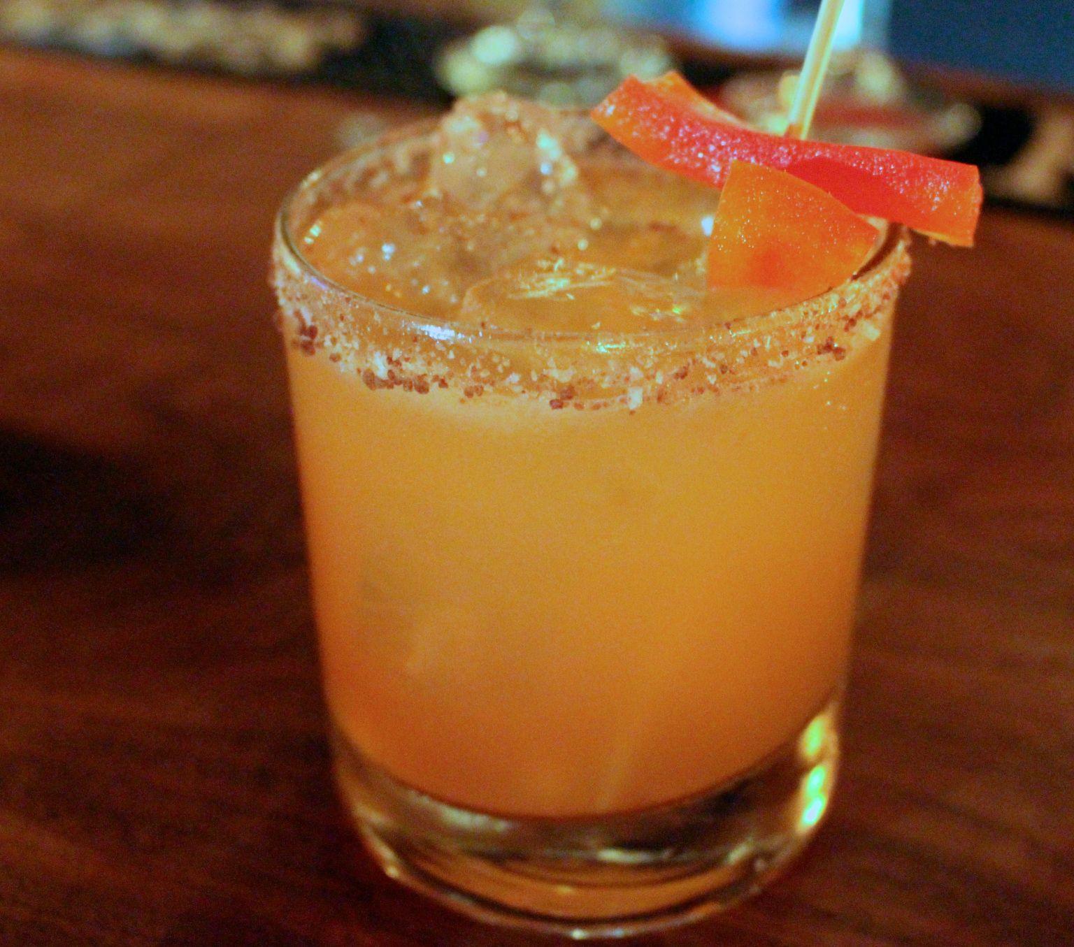 SpiritedLA reviews the engine room in Mystic CT Drink Starman