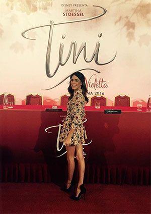 Tini Het Nieuwe Leven Van Violetta 2016 Film Nieuw Leven Actrice