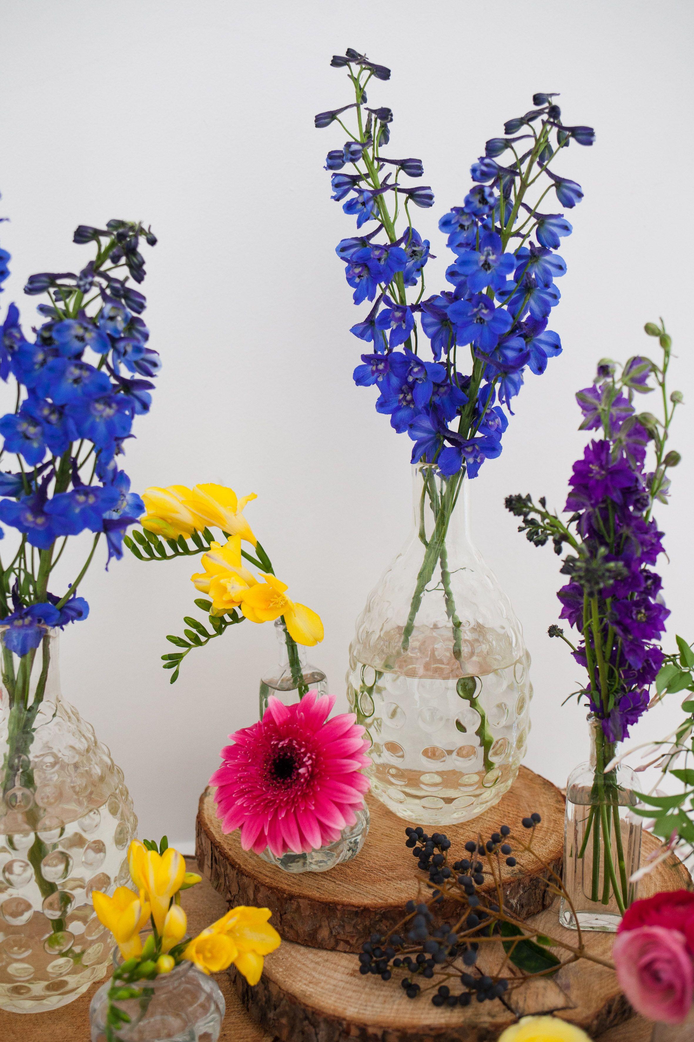 The Body Shop Product Launch Spring Flower Arrangements Flower