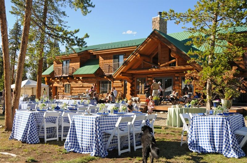 Wild Horse Inn Event Venue and Lodging in Grand County