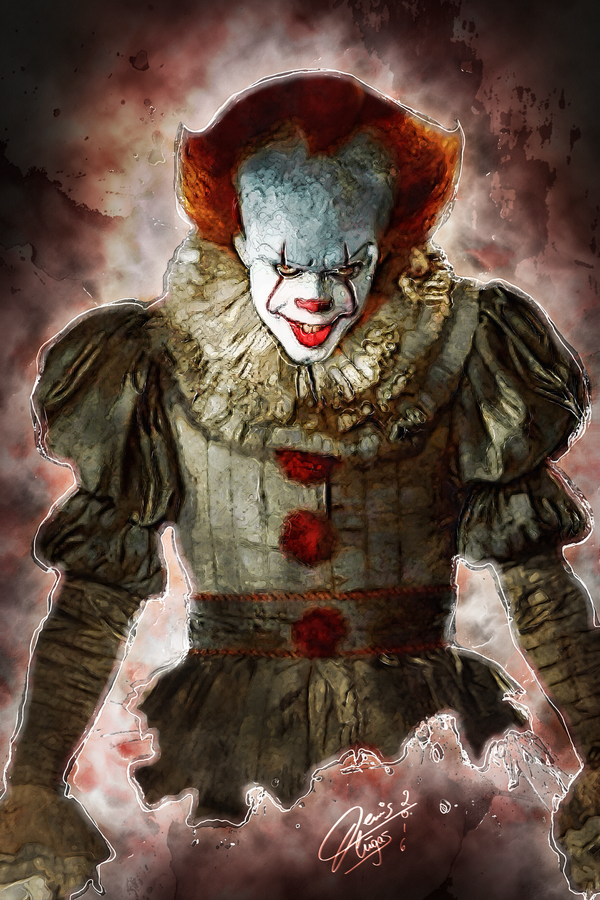 we all float down here by denisdlugas deviantart com on deviantart