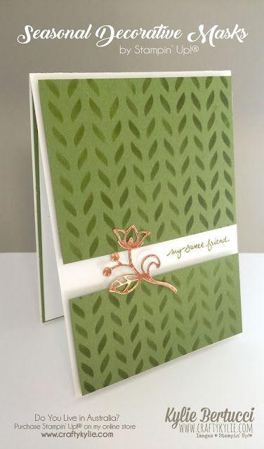 Stampin Up Seasonal Decorative Masks Glamorous Holiday Catalogue  Seasonal Decorative Masks  Holidays Cards Review