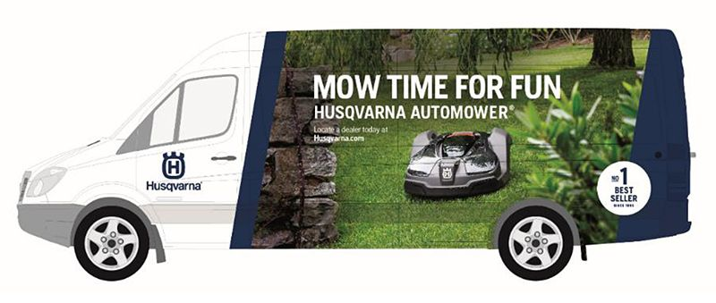 Husqvarna Automower® is the world's best selling robot lawn