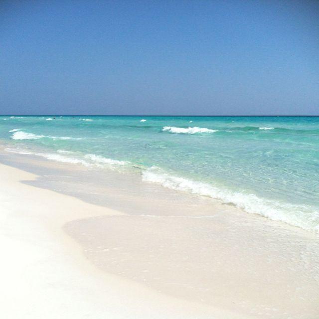 Florida Beach: Blue Mountain Beach, FL. Just East Of Destin On 30 A. The