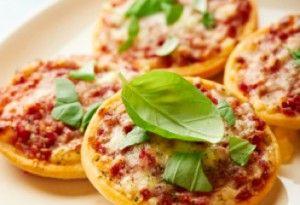 Mini-Pizza..