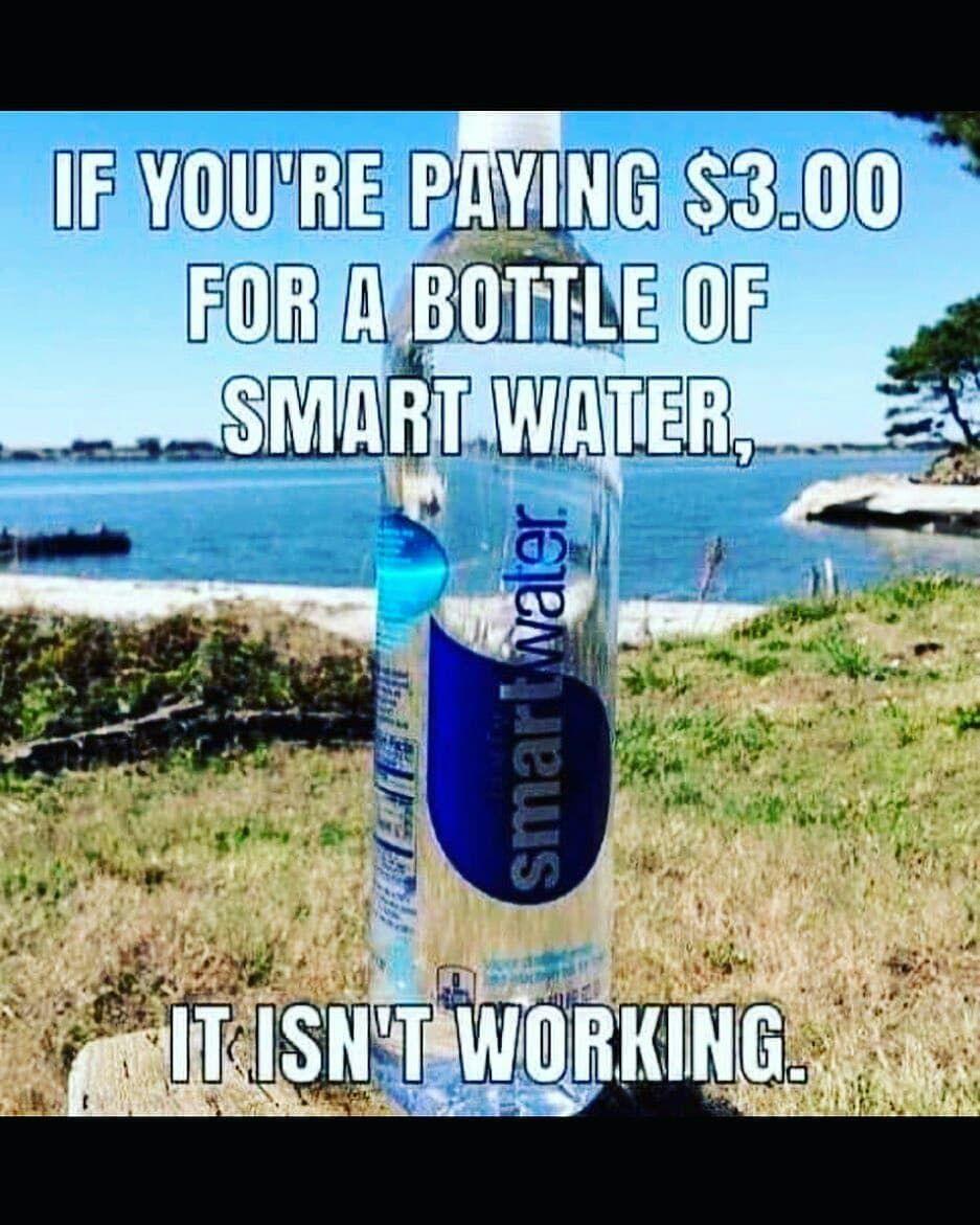Apakah Kamu Minum Smartwater Www Clickfundr Com