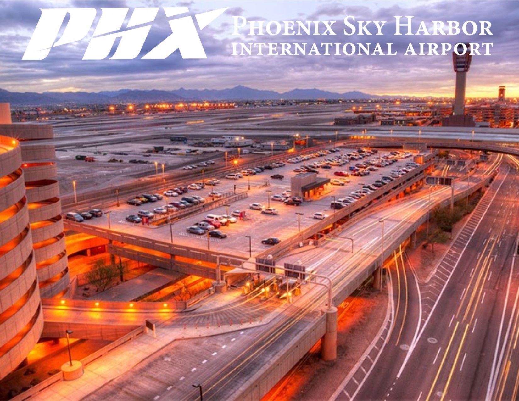 limo service phoenix sky harbor