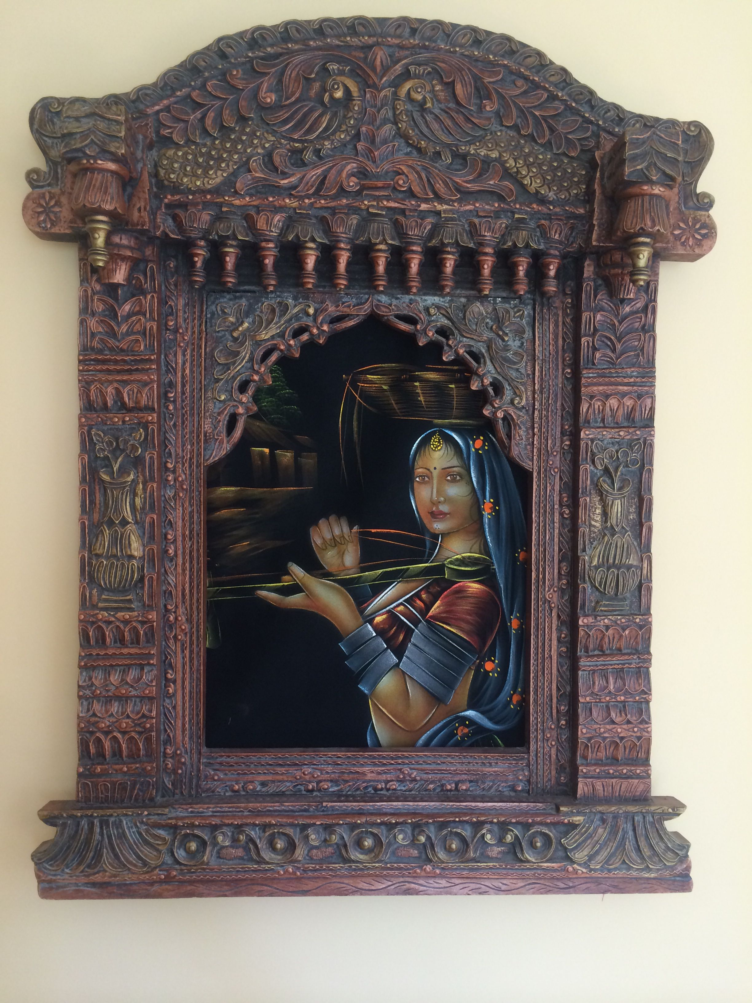 Jharokha palace window Antique doors, Indian decor, Shop