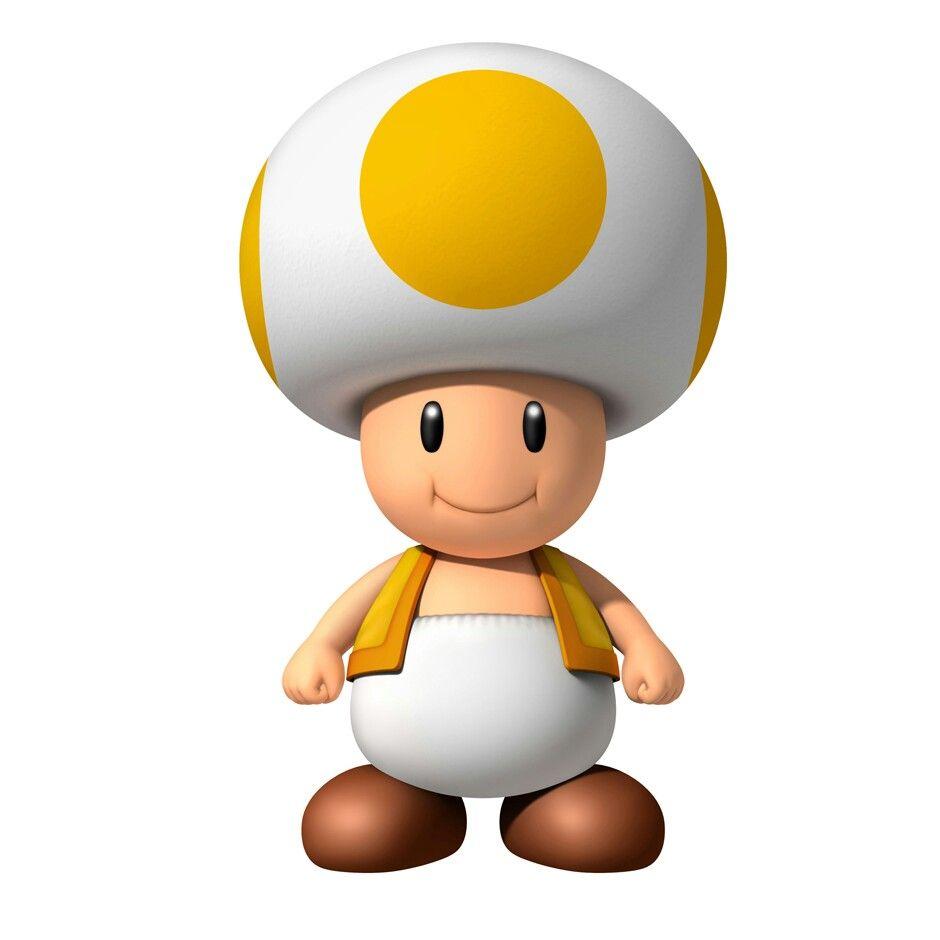 Hongo Amarillo Mario Bros Mario Bros Party Super Mario Bros