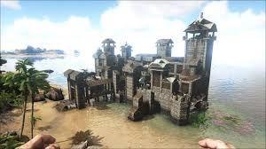 Image result for ark survival evolved castle