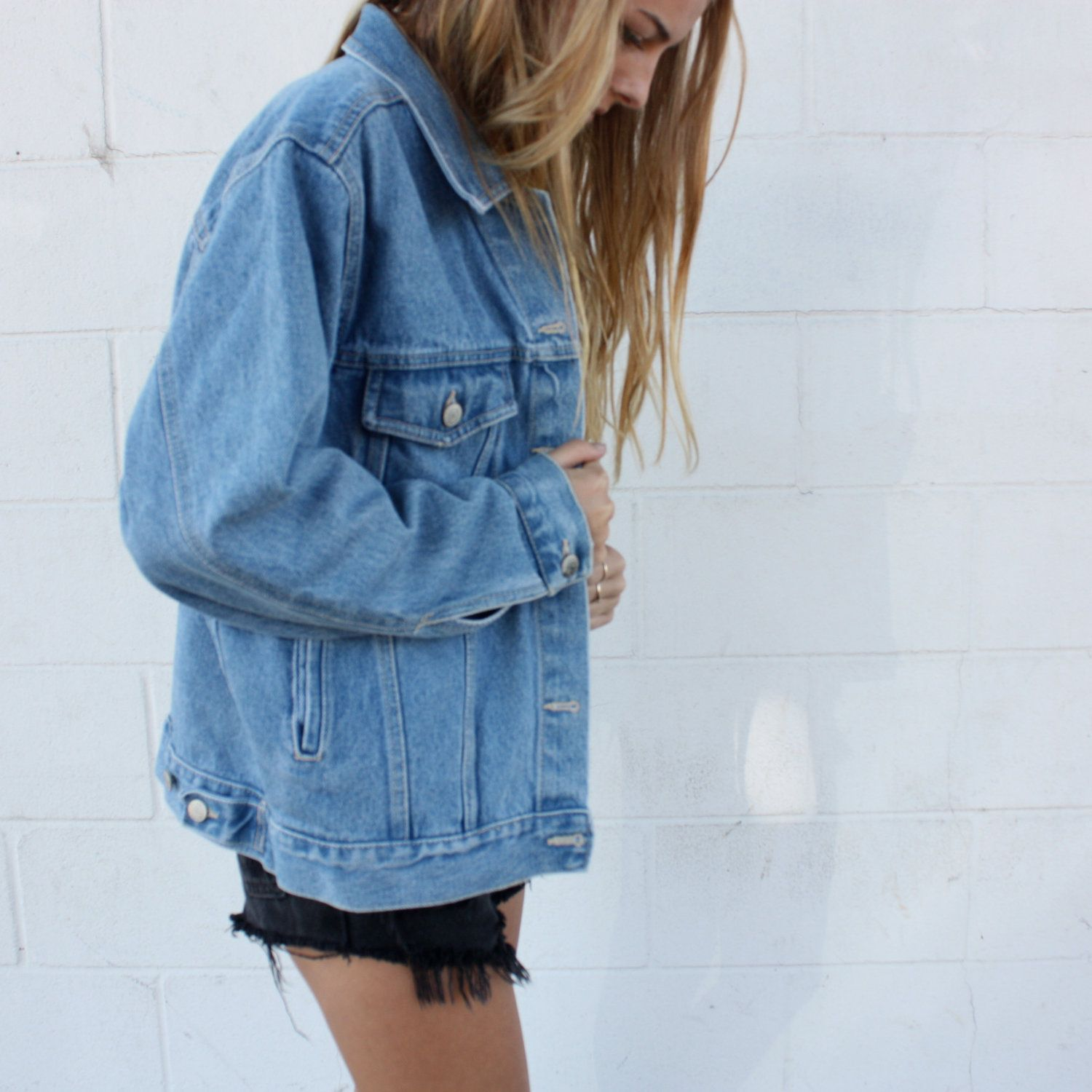 early 90s fashion | Fashion | Pinterest | Denim jackets, 90s ...