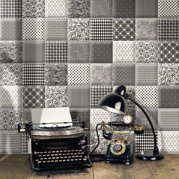 Mainzu Bombato Tiles Preston Home Sweet Home Wall Tiles