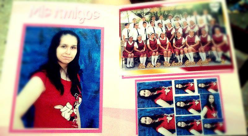The last picture!!! Con esta foto se cierra mi ciclo de Secundaria :)