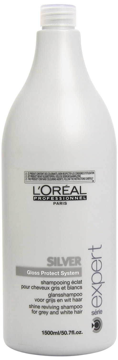 L Oreal Professional Serie Expert Silver Shine Reviving Shampoo 50 7 Ounce Startling Review Available Here Hair Care Shampo Shampoo Loreal Daily Shampoo