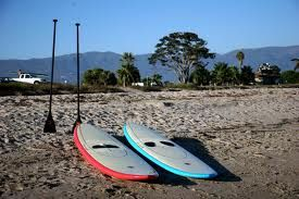 Paddle boards.....