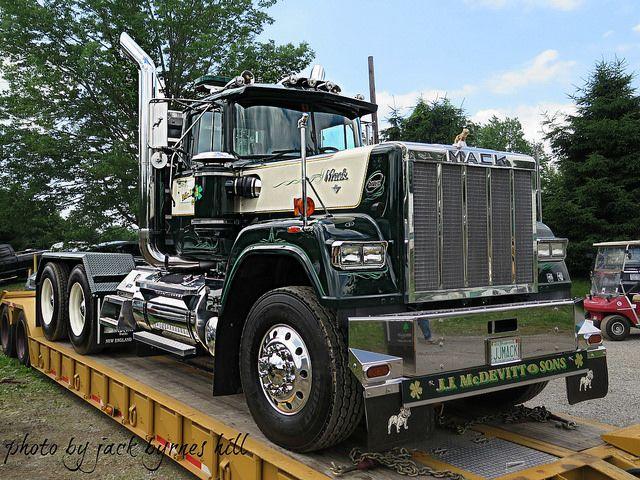 Mack Superliner Mack Trucks Superliner Mack Trucks Semi Trucks