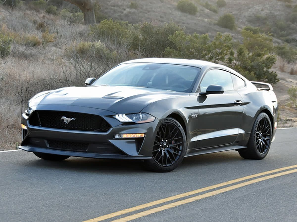 Ford Engineers Have Revamped What Lives Under The Mustang S