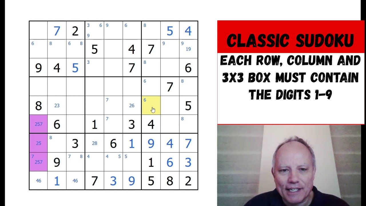 This 'Hard' Sudoku is actually Hard in 2020 Sudoku