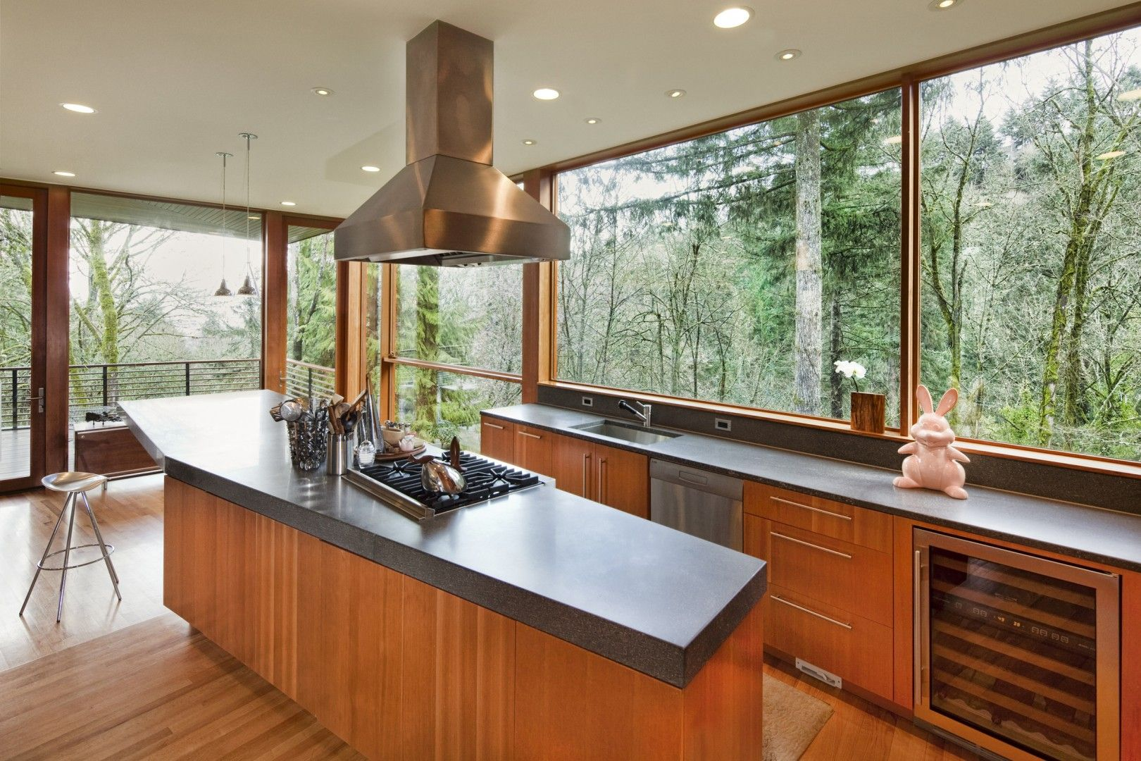 Kitchen Hoke House House Design Contemporary Building Contemporary House