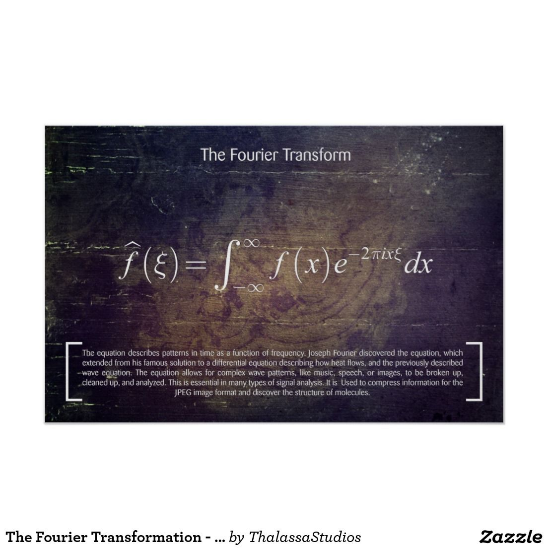 The Fourier Transformation