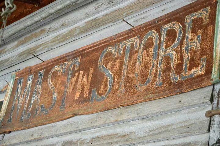 Mast store,Valle Crucis.North Carolina