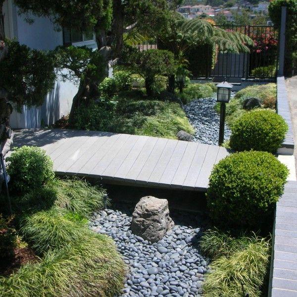 Great Asian Garten Landschaft Japanische gartengestaltung