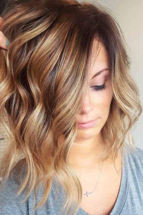 Nouvelle Tendance Coiffures Pour Femme 2017 2018 18 Gorgeous Shades Of Brown Hair For Summer Fun In The Sun Les Cheveux Bruns Sont Souvent C