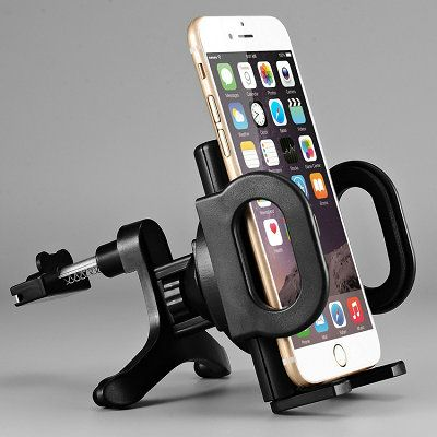 Creative Car Mount Air Vent Holder Stand Mount Universal For Cell Phone GPS Gift
