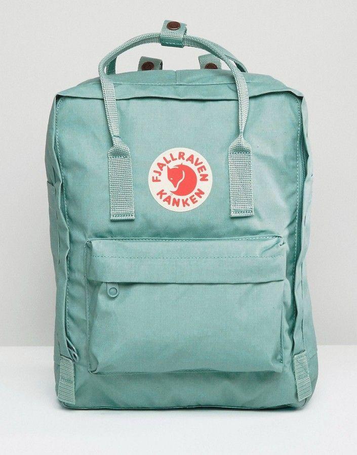 7bb8188841 Fjallraven Kanken Classic Sky Blue Backpack