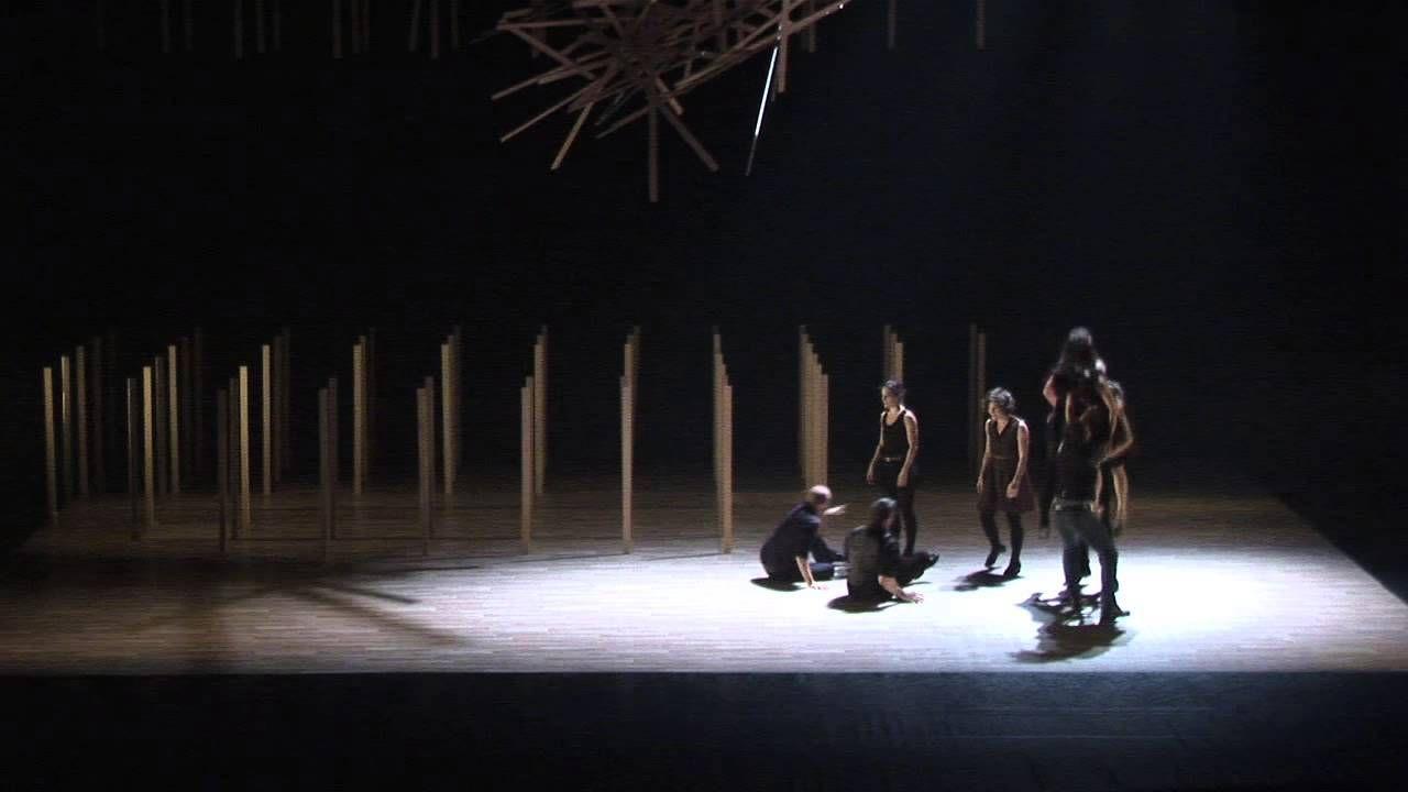 O Vertigo - KHAOS (extrait) - Chorégraphie de Ginette Laurin