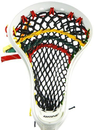 Stick Doctor Lacrosse Mesh Stringing Kit Rockin Rasta Black Red Green Yellow Gold By Stick Doctor 14 99 Lacrosse Stick Heads Sports Accessories Lacrosse