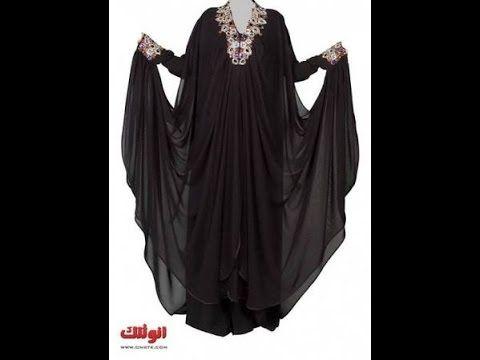 تفصيل عباية الخروج السمرا ج4 Abayas Fashion Abaya Fashion Black Abaya