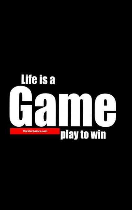 59 New Ideas For Play Games Quotes Motivation