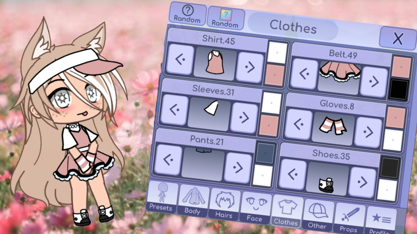 Cute Aesthetic Gacha Outfit Character Outfits Cute Anime Character Boy Outfits