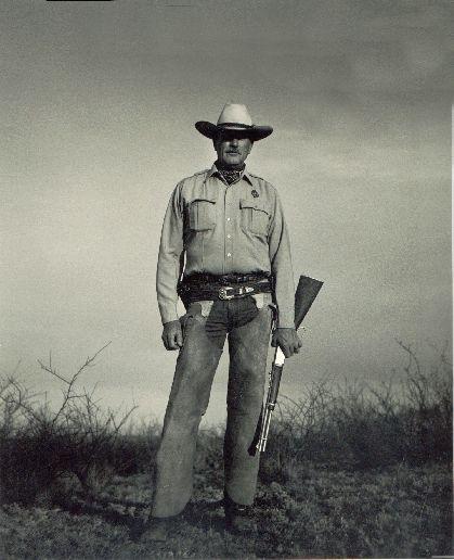 Called to Arms |Texas Ranger Joaquin Jackson
