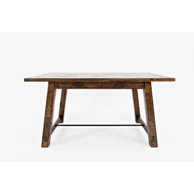 Jofran Cannon Valley Counter Top Trestle Table