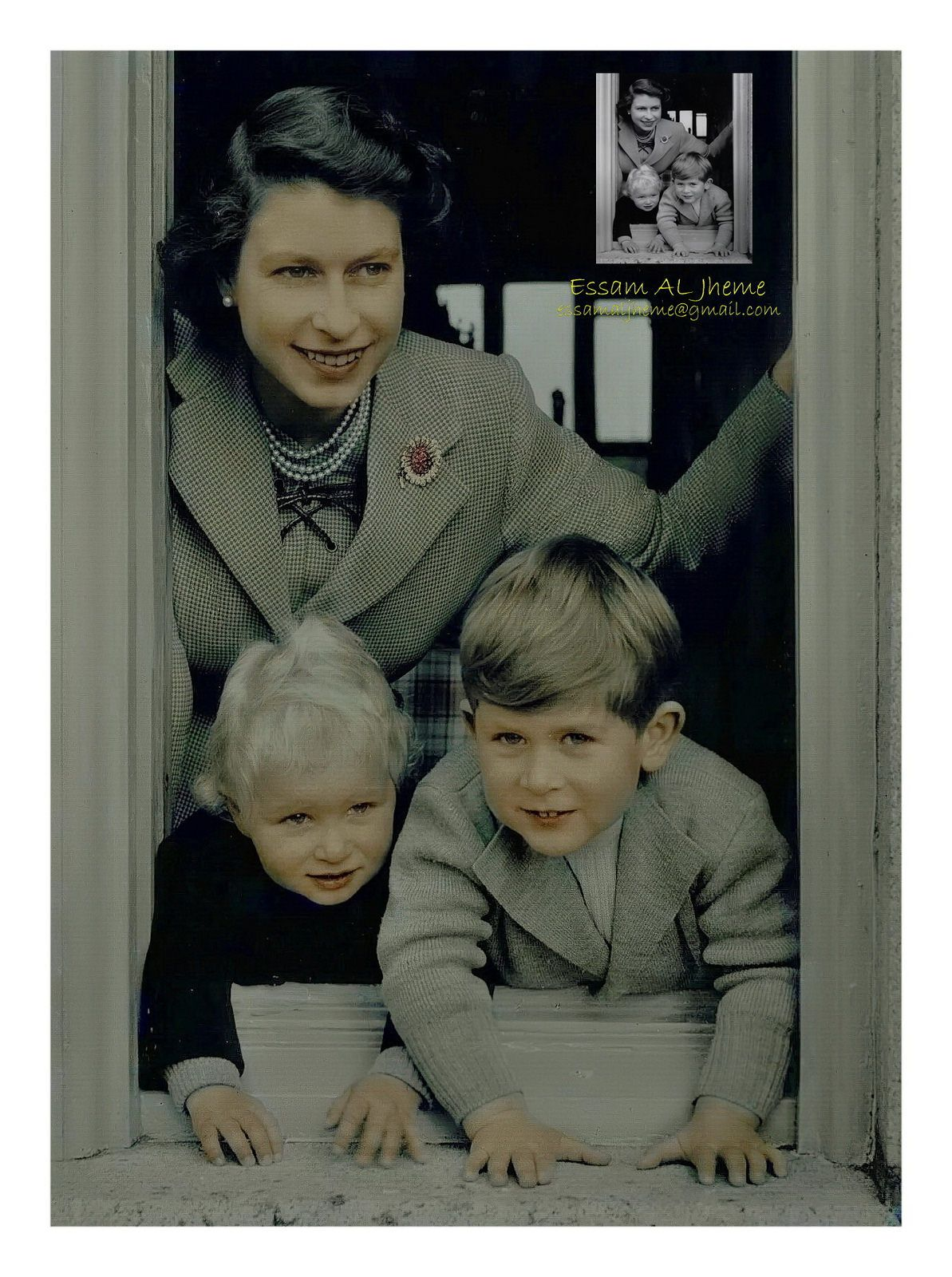 Prince Charles Shares Home Video with Queen Elizabeth from